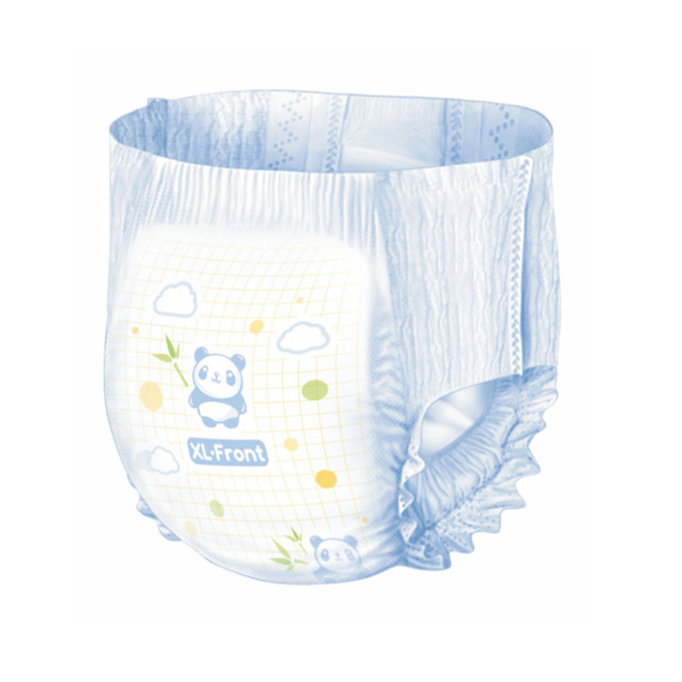 M Size Compostable Baby Pull Ups